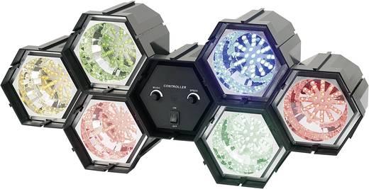 LED-es fényorgona 6 csatornás