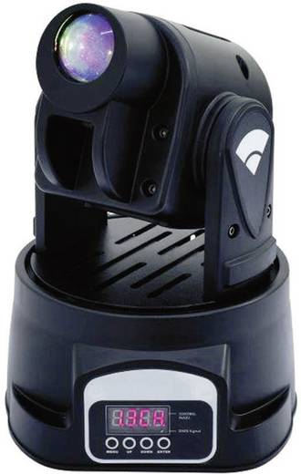 DMX LED-es moving head, Eurolite TMH-6 Eurolite 1 db 13 W-os LED, 230 V/50 Hz