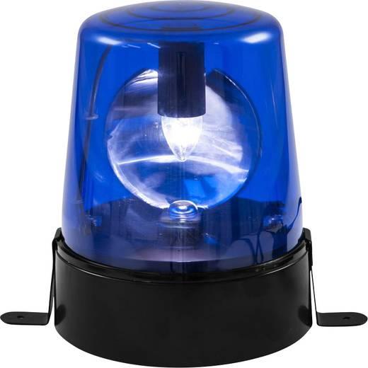 Rendőrségi villogó kék