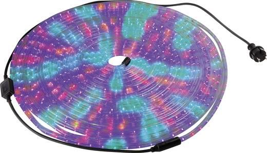 LED fénykígyó, színes, 10 m