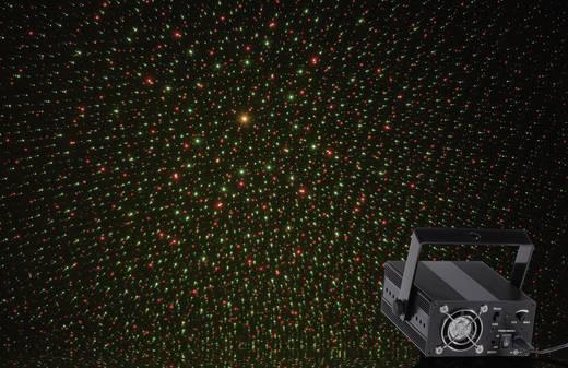 Lézer fényeffekt Mc Crypt GLP 19