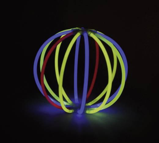 Világító fényrúd készlet, 50 részes, 5 szín,