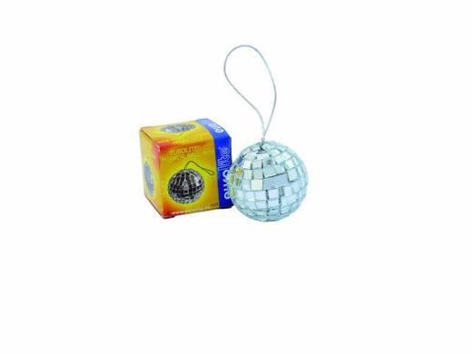 Tükörgömb, diszkógömb hungarocell maggal, 3 cm