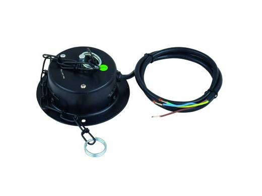 Tükörgömb forgató motor, hálózati dugó nélkül diszkógömbhöz, Eurolite MD-1030