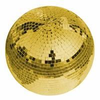 Tükörgömb, 30 cm, arany, eurolite 50120035 (50120035) Eurolite