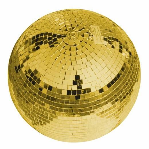 Tükörgömb, 30 cm, arany, eurolite 50120035