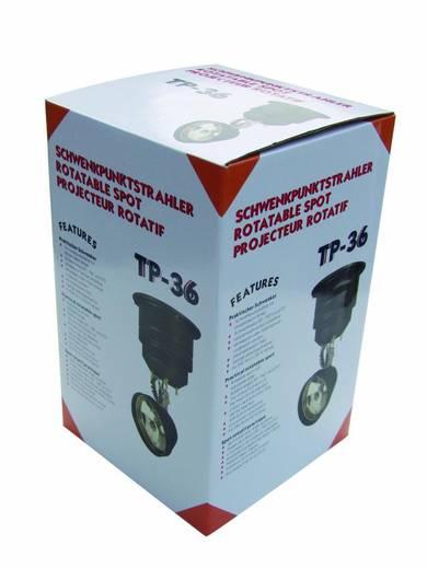 Pontsugárzó, Eurolite TP-36, dönthető