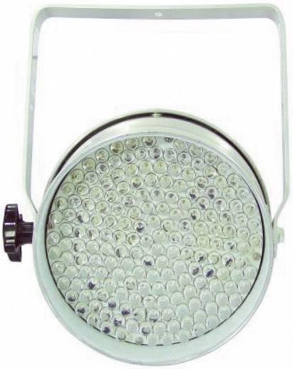Eurolite LED Spot PAR 64 RGB rövid, ezüst