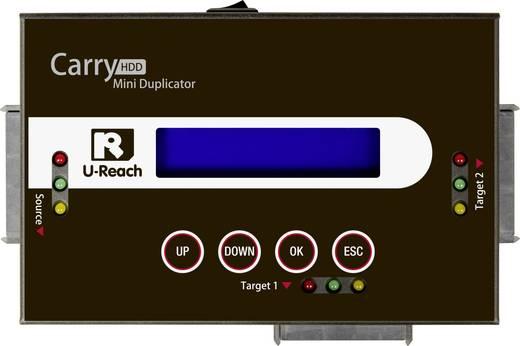 Merevlemez másoló állomás 2 szeres, U-Reach PRO 218
