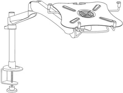 Notebook hűtőlap, 17,78 cm (7) - 38,1 cm (15), VESA felerősítési lehetőséggel, Xergo