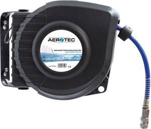 Aerotec Sűrített levegős tömlő dob 8 m 10 bar Falra rögzíthető Aerotec