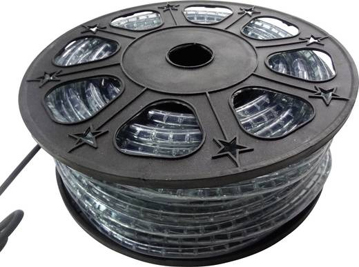 Fénykábel 13 mm x 40 m, átlátszó, 230 V, IP44, 10302