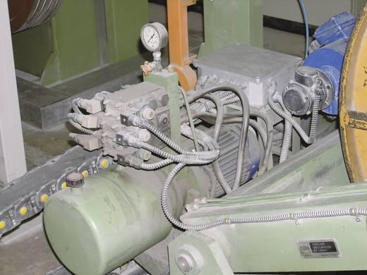 Kábelcsatorna belső Ø: 22 mm, 2,5 m, ezüstszürke (RAL 7001) SILVYN EL 22x27,7 SGY LappKabel