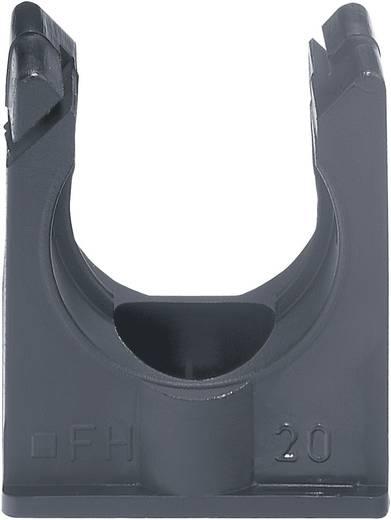 Kábelcsatorna belső Ø: 43.1 mm, fekete (UV álló) SILVYN COS 45 LappKabel