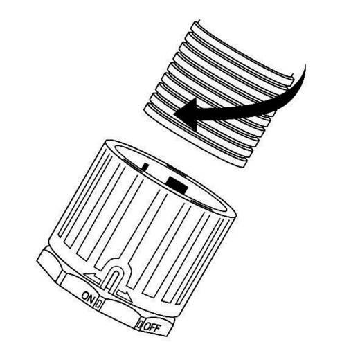 SILVYN® tömlő tömszelence, FPAW-M, 90°-ban hajlított FPAG-M32x1,5 90° LappKabel, tartalom: 1 db
