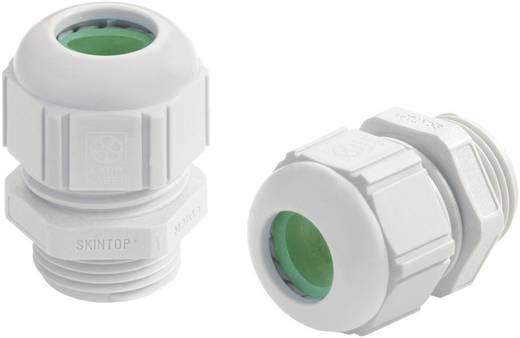 Kábel tömszelence, SKINTOP® M25, világítós zöld