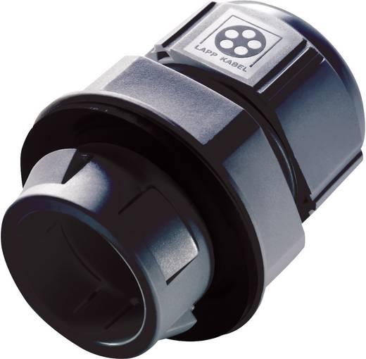 SKINTOP® CLICK tömszelence LappKabel L3112882 4,5 - 10 mm, M16, VDE / EN 50262, fekete (ral 9005), IP67