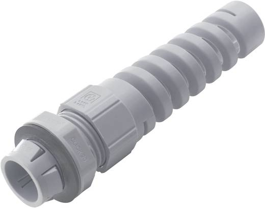 Hajlításvédők, SKINTOP® CLICK BS LappKabel L3112906 5 - 9 mm, -20 ... +100°C, M16, Fényes szürke (ral 7035), IP67