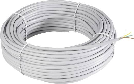 Vezérlő kábel, árnyékolt, 6X0,14 25, LIYCY