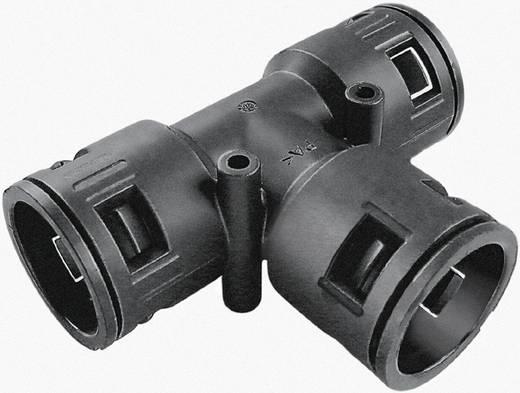 SILVYN T elosztó, KLICK-T IP68, fekete (UV álló) SILVYN KLICK 3x29/34,5 BK LappKabel