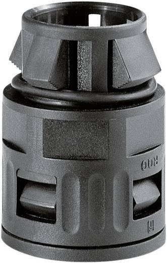 Fekete (UV álló) LappKabel 55500612 SILVYN® KLICK SNAP 9/13,0 M12 BK 1 db