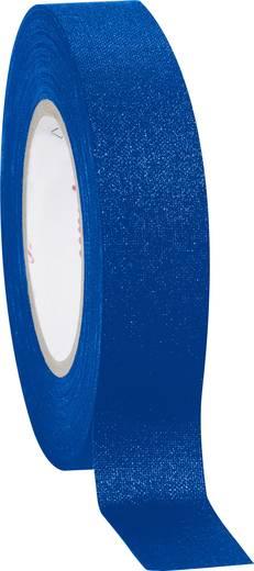 Szövetbetétes ragasztószalag, 10 m x 15 mm, kék, Coroplast