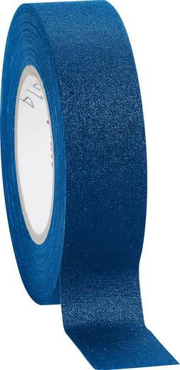Szövetbetétes ragasztószalag, 10 m x 19 mm, kék, Coroplast
