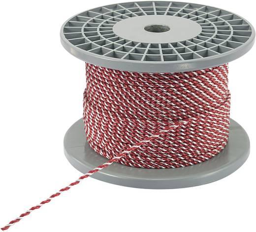 Hangszórókábel 2X0.75 QMM piros/fehér 100 M