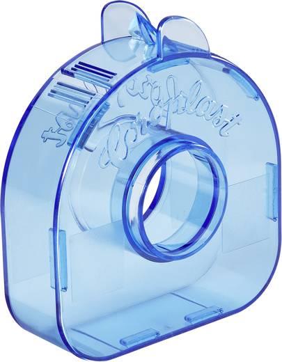 Szigetelőszalag adagoló, kék (átlátszó), Coroplast 41223