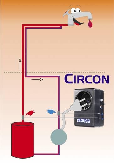 Vezérlő keringtető szivattyúkhoz, CIRCON