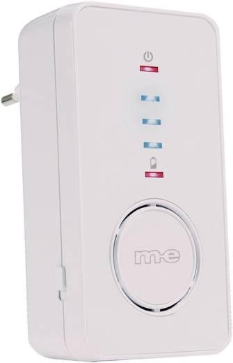 Vezeték nélküli csengő vevő, 434 MHz, fehér, m-e GmbH modern-electronics Bell 220 RX