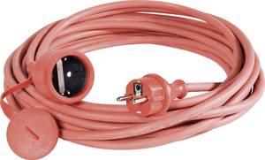 Kültéri, gumi hálózati hosszabbítókábel védőkupakkal, piros, 25 m, H07RN-F 3G 1,5 mm², SIROX 344.325.04 SIROX
