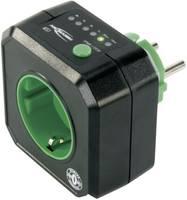 Ansmann időzítő, időkapcsoló óra konnektorba, 2500W, min. 15 perc, IP20, 5024063 (5024063) Ansmann