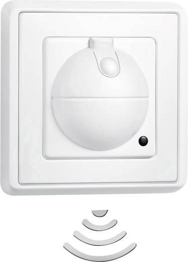 Nagyfrekvenciás mozgásérzékelő, fehér, 360°, IP20, relés, Steinel 751111