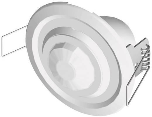 Mennyezetbe építhető mozgásérzékelő, 360°, relés, fehér, Grothe 94501
