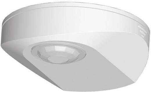 Mennyezetbe építhető mozgásérzékelő, 360°, relés, fehér, Grothe 94500