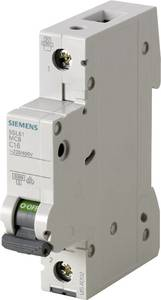 Siemens 5SL6113-6 Vezeték védőkapcsoló 1 pólusú 13 A 230 V, 400 V Siemens