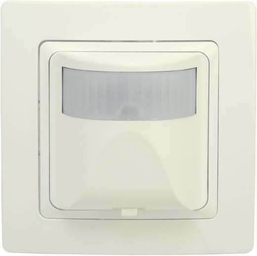 Falba süllyeszthető PIR mozgásérzékelő, relés, krémfehér, IP20, 180°, Kopp 808401012
