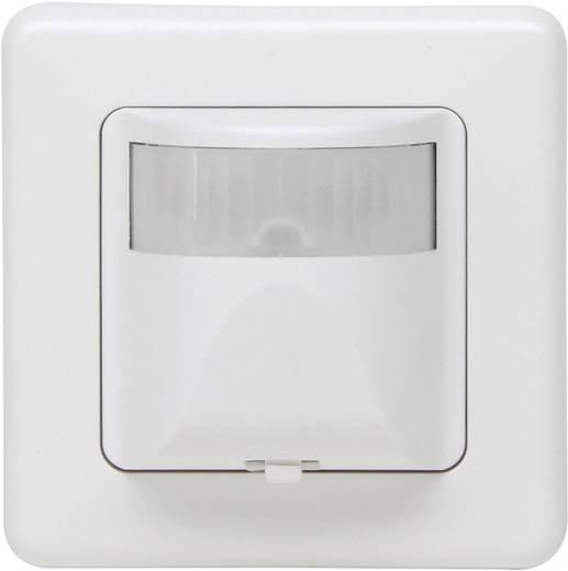 Falba süllyeszthető PIR mozgásérzékelő, relés, fehér, IP20, 180°, Kopp 808413011