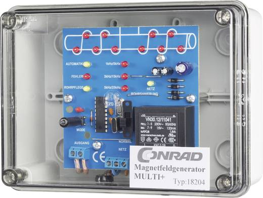 Elektromágneses vízkőmentesítő, Multi plus
