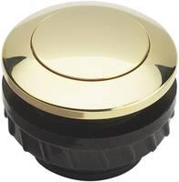 Grothe 62001 Csengőgomb 1 részes Arany 24 V/1,5 A Grothe