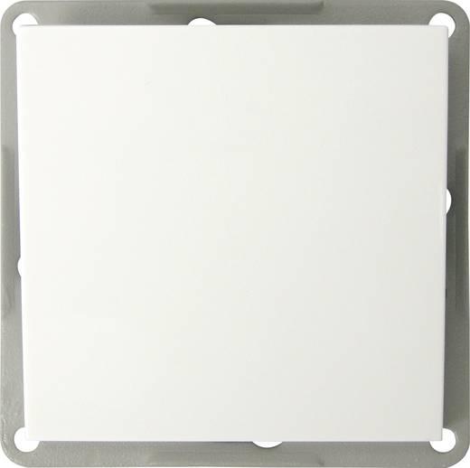 Keret nélküli alternatív kapcsoló, fehér színű GAO EFP100B
