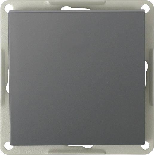 Keret nélküli billenőkapcsoló, fekete színű GAO EFP100A