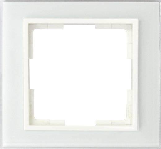 Kapcsoló keret, 1 részes, átlátszó üveg GAO EFV001-A Tec Line