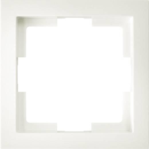 Kapcsoló keret, 1 részes, fehér GAO EFT001 Slim Line