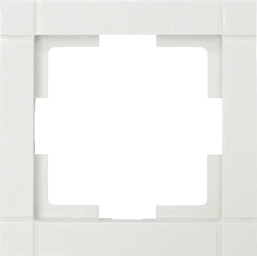 Kapcsoló keret, 1 részes, fehér GAO EFQ001 Fashion Line