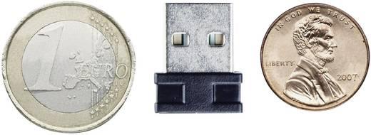 Vezeték nélküli, USB-s optikai egér Manhattan Contour 178198