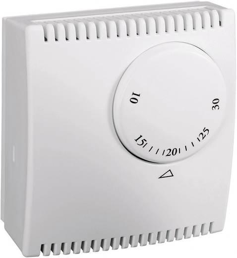 Fali szobatermosztát, fehér, 10-30 °C, Wallair 71000 / 20100355
