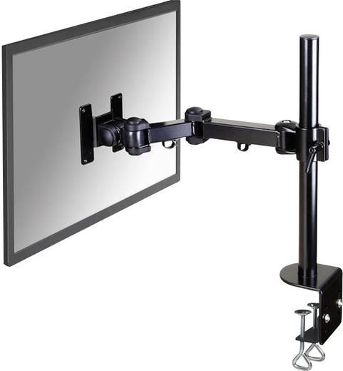 Monitortartó konzol dönthető/forgatható, max. 10 kg, 25,4-66 cm (10 - 26) fekete, NewStar FPMA-D