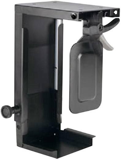 Asztali számítógép tartó, max. 10 kg, NewStar CPU D075BLACK